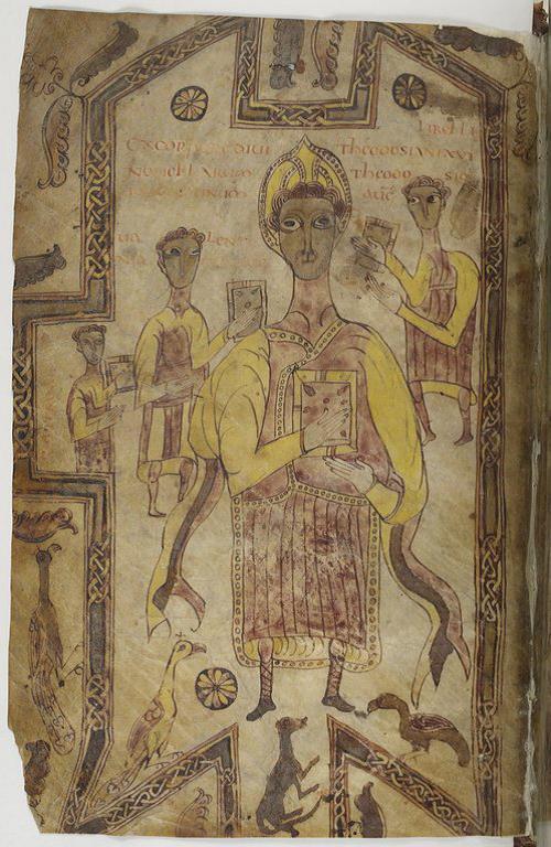 Séminaire de civilisation tardo-antique et médiévale