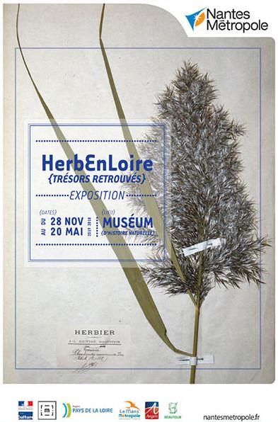 exposition HerbEnLoire, trésors retrouvés