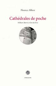 Couverture du livre Cathédrales de poche