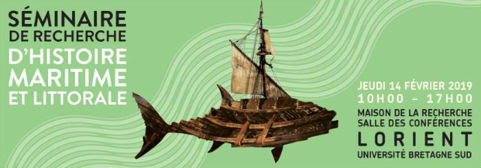 Visuel du séminaire histoire maritime et littorale