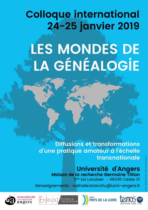 Colloque Les mondes de la généalogie