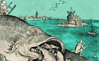 Affiche du colloque Histoire environnementale de la mer et des littoraux