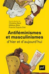Couverture du livre Antiféminismes et masculinismes