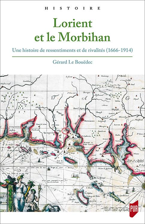 Couverture du livre Lorient et le Morbihan