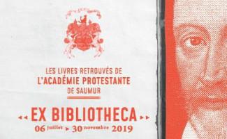 Affiche de l'exposition Ex Bibliotheca