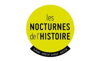 logo des Nocturnes de l'Histoire