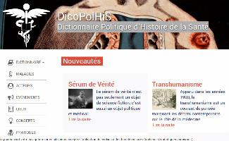 Dictionnaire DicoPolHiS