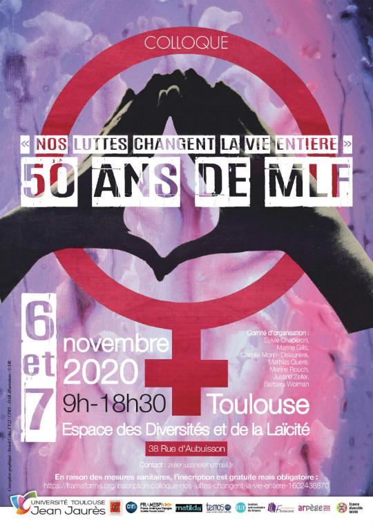 Colloque 50 ans MLF