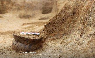 Programme Lait'Ages - photo de fouilles archéologiques